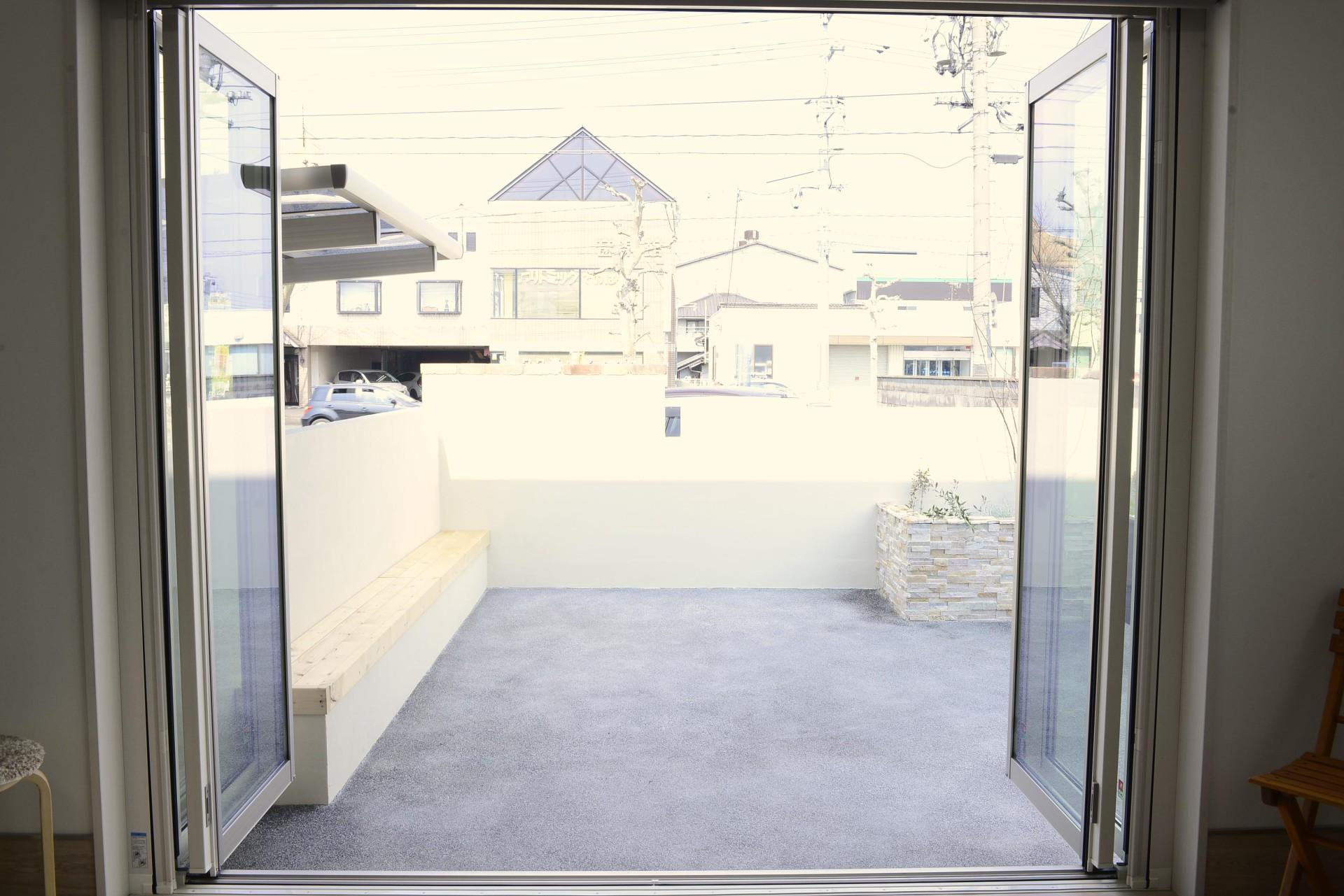 1階待合〜ドックラン